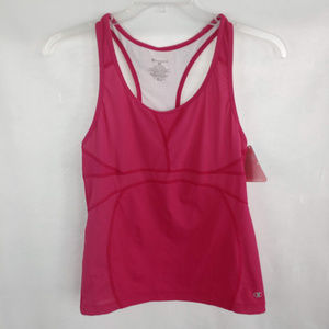 Womens Champion Breathable Mesh Workout Tank Top